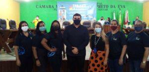 Cetam participa do programa Trilhas do Saber em Rio Preto da Eva